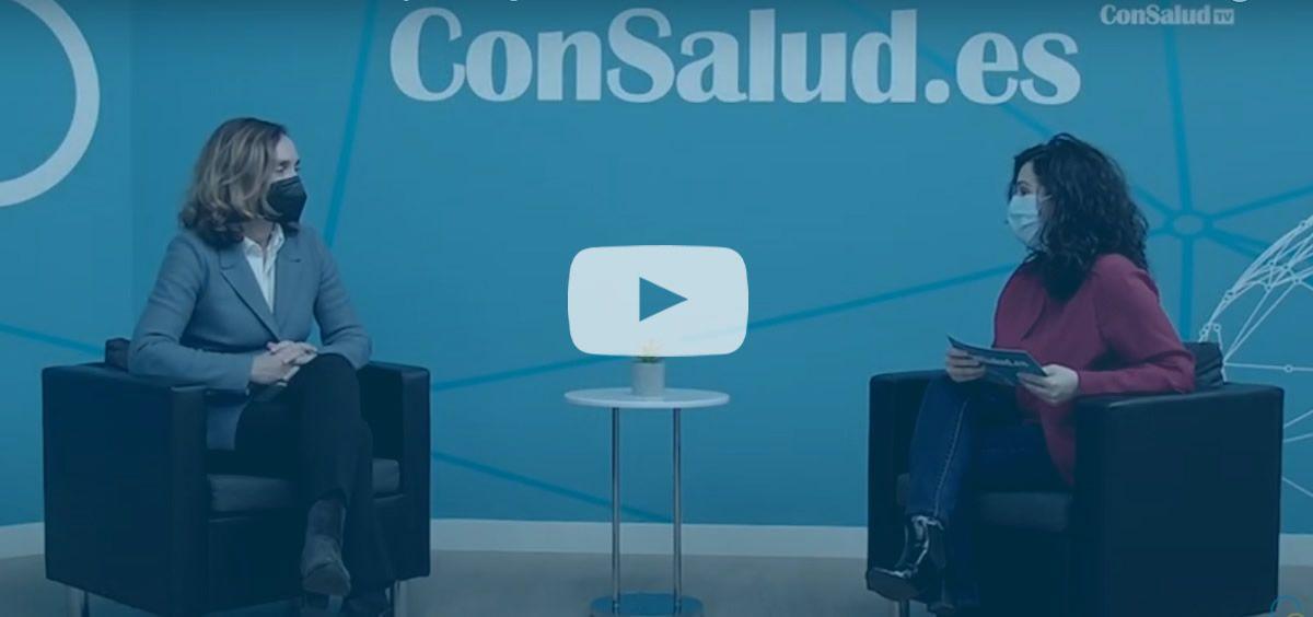 Entrevista a Elisa Tarazona, CEO de Ribera Salud (Vídeo)