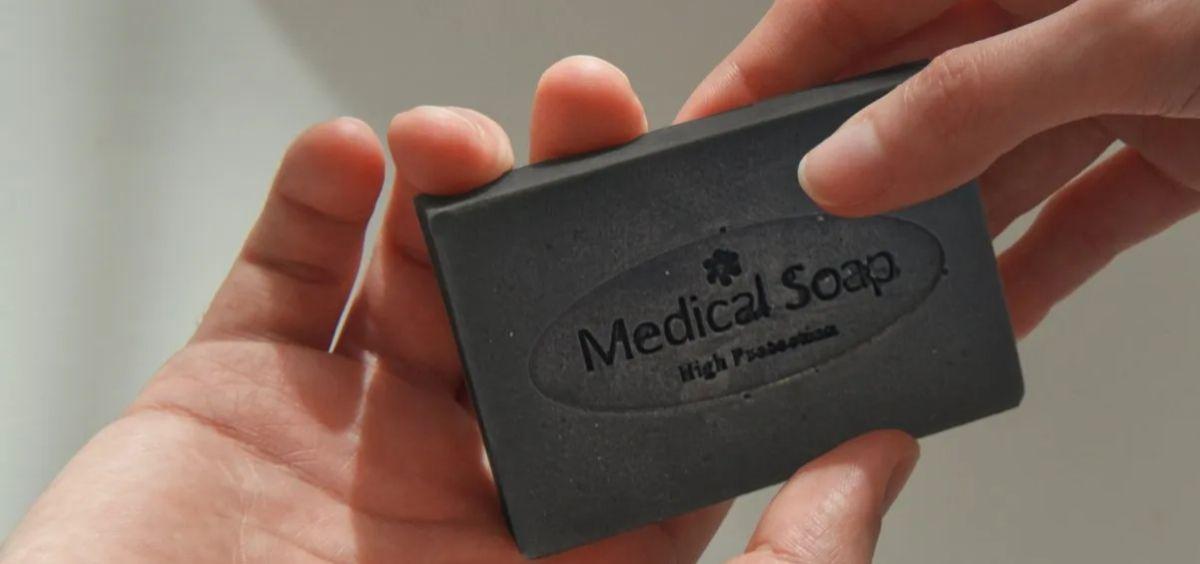 Jabón Medical Soap (Foto. Medical Soap)