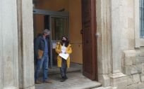 Podemos Extremadura denuncia ante Fiscalía las supuestas irregularidades del proceso de vacunación en la región (Foto. EUROPA PRESS)