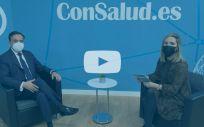 Entrevista Eduardo Pastor, presidente del Grupo Cofares (Foto. ConSalud TV)