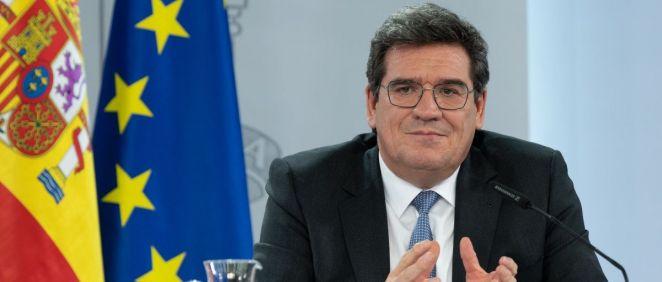 José Luis Escrivá, ministro de Inclusión, Seguridad Social y Migraciones (Foto: Pool Moncloa/Borja Puig de la Bellacasa)