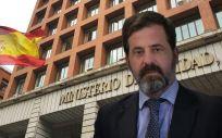 Carlos Rus, presidente de Aspe (Foto. Fotomontaje ConSalud.es)