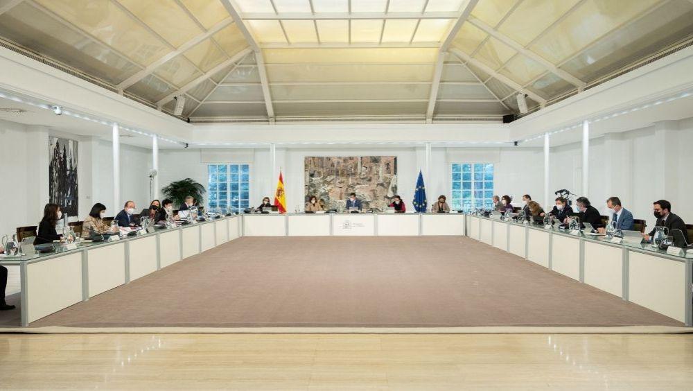 Reunión del Consejo de Ministros (Foto: Pool Moncloa/Borja Puig de la Bellacasa)