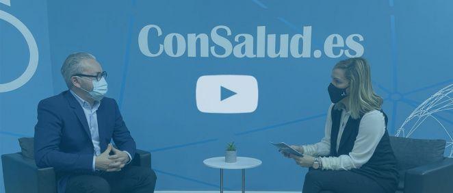 Eduardo Barriga, director general Boiron España (Foto. ConSalud TV)
