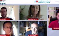 Curso de Actualización en Tricología #TricoHRC (Foto. HRC)