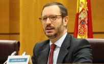 Javier Maroto, portavoz del PP en el Senado (Foto: PP)