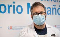 Rafael González Cortés (Foto. Hospital Gregorio Marañón)