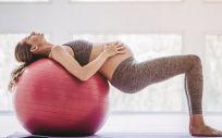 Actividad física durante el embarazo (Foto. Estetic)