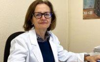 La presidenta de la Sociedad Española de Farmacología Clínica (SEFC), Antònia Agustí. (Foto. SEFC)