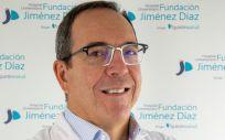 Ignacio Jiménez Alfaro Morote, jefe del Servicio de Oftalmología de la Fundación Jiménez Díaz (Foto. ConSalud)