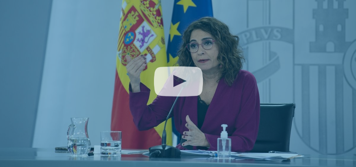 María Jesús Montero, portavoz del Gobierno (Foto: Pool Moncloa / Borja Puig de la Bellacasa) | Vídeo: EP