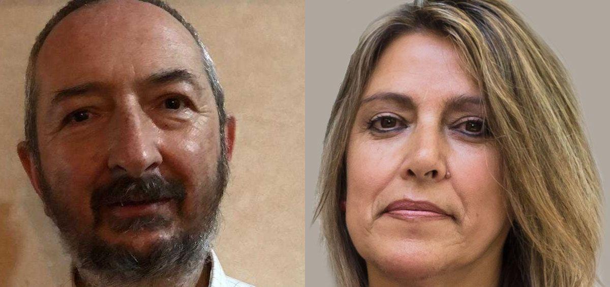 Pedro Gorrotxategi y Teresa Cenarro, vicepresidentes de AEPap