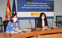 Reunión de la Comisión Nacional de Coordinación y Seguimiento de Programas de Prevención del Sida (Foto: M. Sanidad)