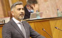 El portavoz de Ciudadanos (Cs) en la comisión de Salud del Parlamento andaluz, Emiliano Pozuelo (Foto: Ciudadanos - EP)