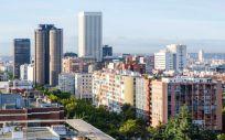 Imagen de viviendas de la ciudad de Madrid. (Foto. LACOOOP   Archivo)