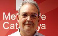 El secretario general de Metges de Catalunya (MC), Xavier Lleonart. (Foto. MC)