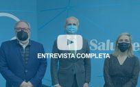 Entrevista Enrique Ruiz Escudero, consejero de Sanidad de la Comunidad de Madrid, en el plató de ConSalud TV