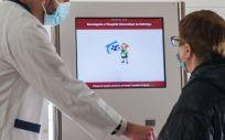 Programa renta garantizada (Foto. Hospital de Bellvitge)