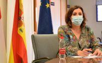 La consejera de Economía, Empresas y Empleo, Patricia Franco (Foto. JCCM)