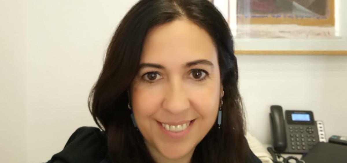 Marta Mendiola, responsable de Salud de Amnistía Internacional España.