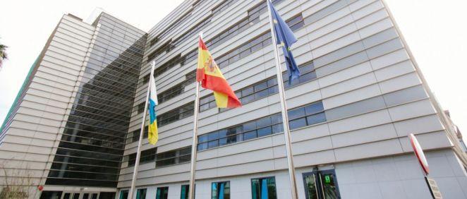 Sede de la Consejería de Sanidad del Gobierno de Canarias. (Foto. Gobierno de Canarias)