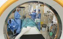 Radioterapia intraoperatoria de la Unidad Funcional de Neurooncologia (Foto. Bellvitge)