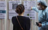Coronavirus en China. (Foto. XIAOMEI CHEN   ZUMA PRESS   CONTACTOPHOTO)