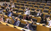 Diputados en la Comisión Mixta para el Estudio de los Problemas de las Adicciones (Foto: Congreso)