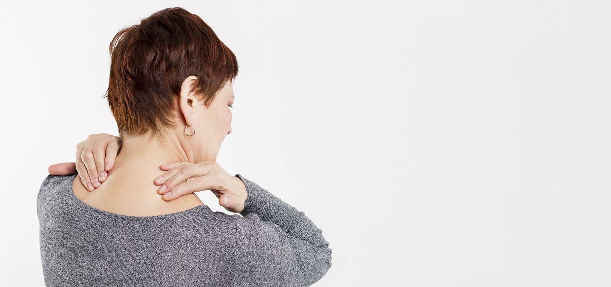 Dolor cervical (Foto. Freepik)