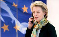 Ursula von der Leyen, presidenta de la Comisión Europea (Foto: @vonderleyen)