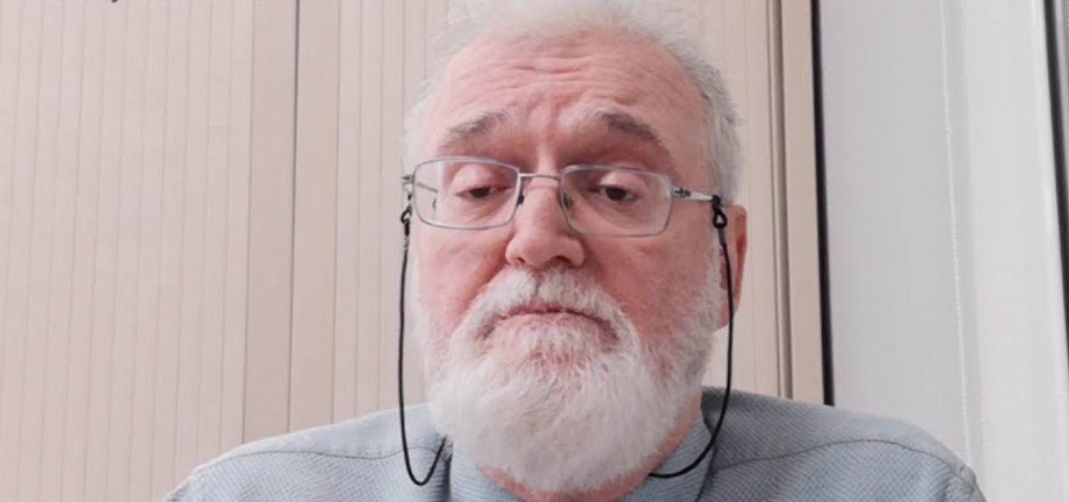 Joan Carles Reverter, presidente de la Sociedad Española de Trombosis y Hemostasia (Foto. SETH)