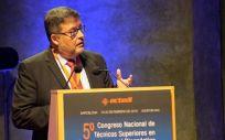 Joan Castell, presidente de la Sociedad Española de Medicina Nuclear e Imagen Molecular (Semnim) (Foto. JC)