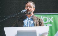 Santiago Abascal, líder de Vox (Foto: Vox)