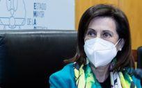 Margarita Robles, ministra de Defensa (Foto: M. Defensa)