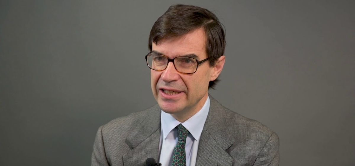 Juan González Barba, secretario de Estado para la UE (Foto: M. Asuntos Exteriores)