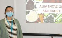 Teresa Fuster, enfermera del Hospital Universitario de Torrejón (Foto. ConSalud)