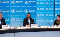 El director general de la Organización Mundial de la Salud, Tedros Adhanom Ghebreyesus (Foto. OMS)