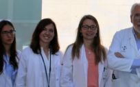 Grupo de investigadores de INCLIVA (Foto. Incliva)