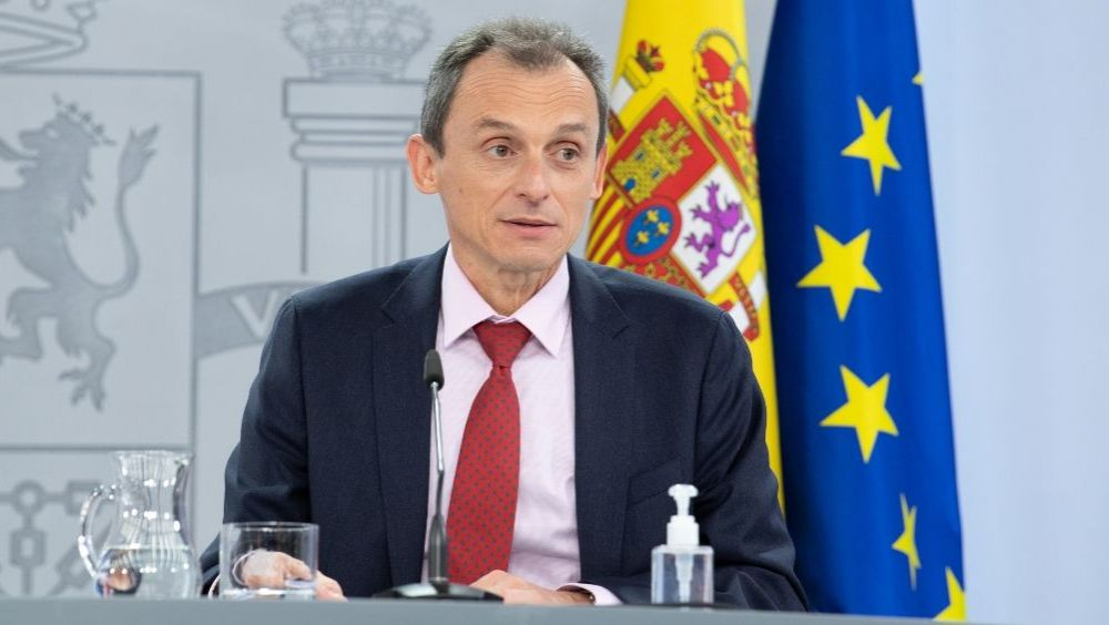 Pedro Duque, ministro de Ciencia (Foto: Pool Moncloa / Diego del Monte)