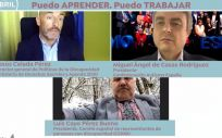 Acto institucional organizado esta mañana por Autismo España con motivo del Día Mundial de Concienciación sobre el Autismo (Foto. Autismo España)