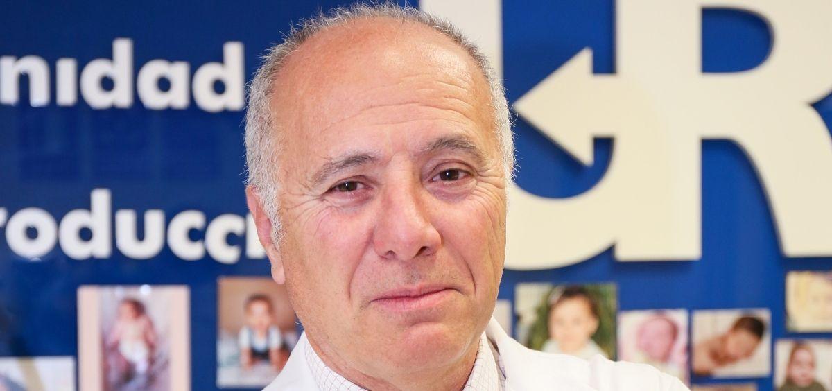 Luis Martínez Navarro, presidente de la Sociedad Española de Fertilidad (SEF).