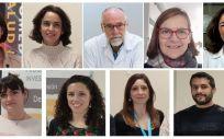 Investigadores del CIBER de Salud Mental (CIBERSAM) (Foto. CIBERSAM)