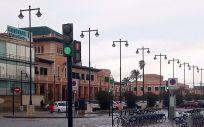 Hospital de la Malva Rosa. (Foto. Europa Press)