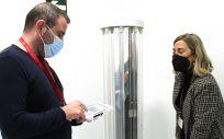 El Hospital de Torrevieja incorpora un robot con luz ultravioleta para desinfectar en 10 minutos (Foto. ConSalud)
