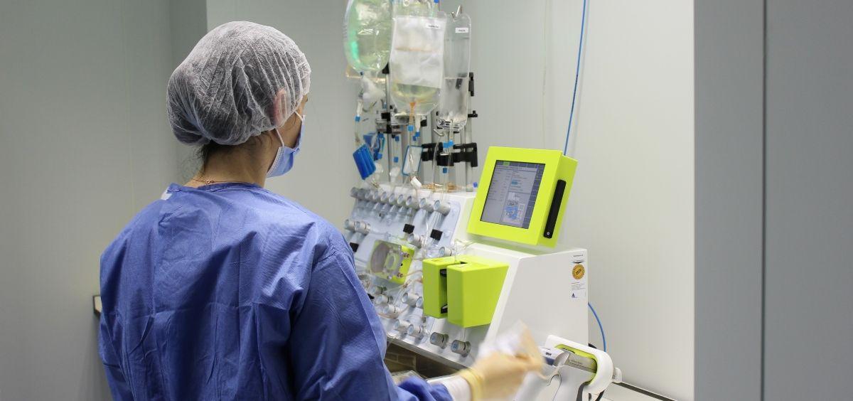 La Fe: primera terapia celular antiviral