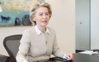 Ursula von der Leyen, presidenta de la Comisión Europea (Foto: CE)