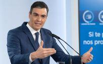 Pedro Sánchez, presidente del Gobierno (Foto: Pool Moncloa / Borja Puig de la Bellacasa)