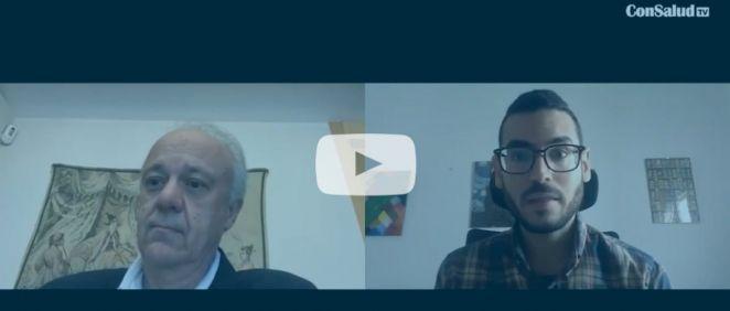 Entrevista a José María Antón García, nº7 por Cs en Madrid y exviceconsejero de Humanización Sanitaria (Foto: ConSalud TV)