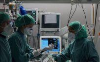 Hospital, Covid 19. (Foto. UNIVERSIDAD DE NAVARRA   Archivo)