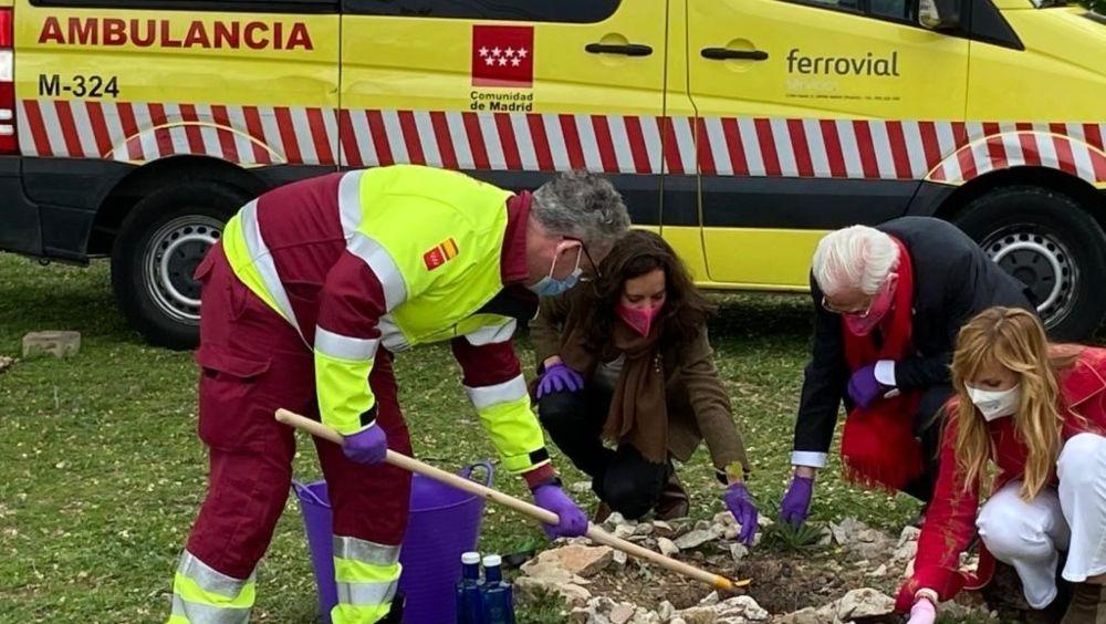 Madrid reconoce la labor de UME y Fuerzas y Cuerpos de Seguridad